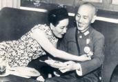 蒋介石与四个女人的混乱情史
