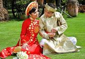 越南新娘洞房初夜要给旧情人?(图)