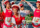 中国哪个民族允许婚后出轨?(图)