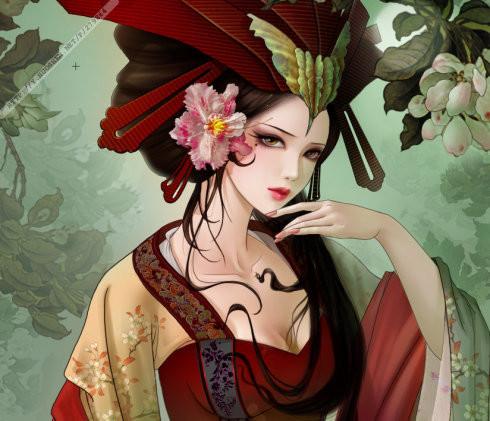 """揭秘中国历史上的十大""""红颜祸水"""""""