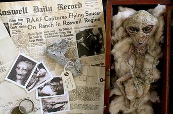 罗斯威尔UFO事件背后隐藏的惊人