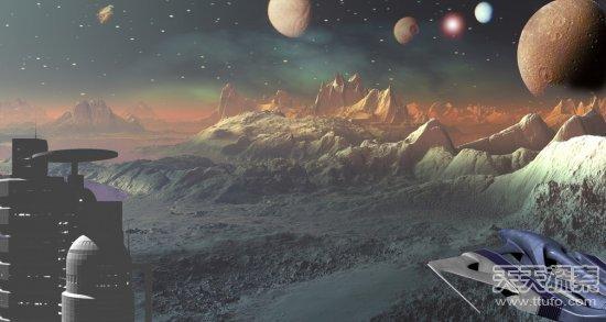 人类文明背后推手或是神秘的外星