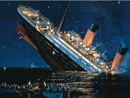 证据表明泰坦尼克号被水下USO击沉?