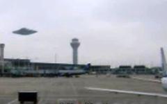 美国芝加哥机场UFO事件视频曝光