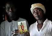 乌干达儿童——活人祭