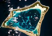 从太空拍摄地球上美丽