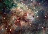 太空美图:最古老的星系
