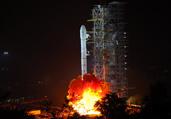 中国成功发射嫦娥三号