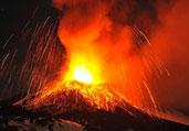 盘点2013年全球火山喷