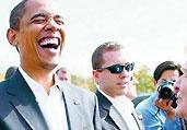 爆笑总统奥巴马 屌丝