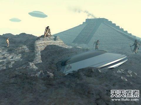 揭开玛雅与外星人背后的惊人之谜